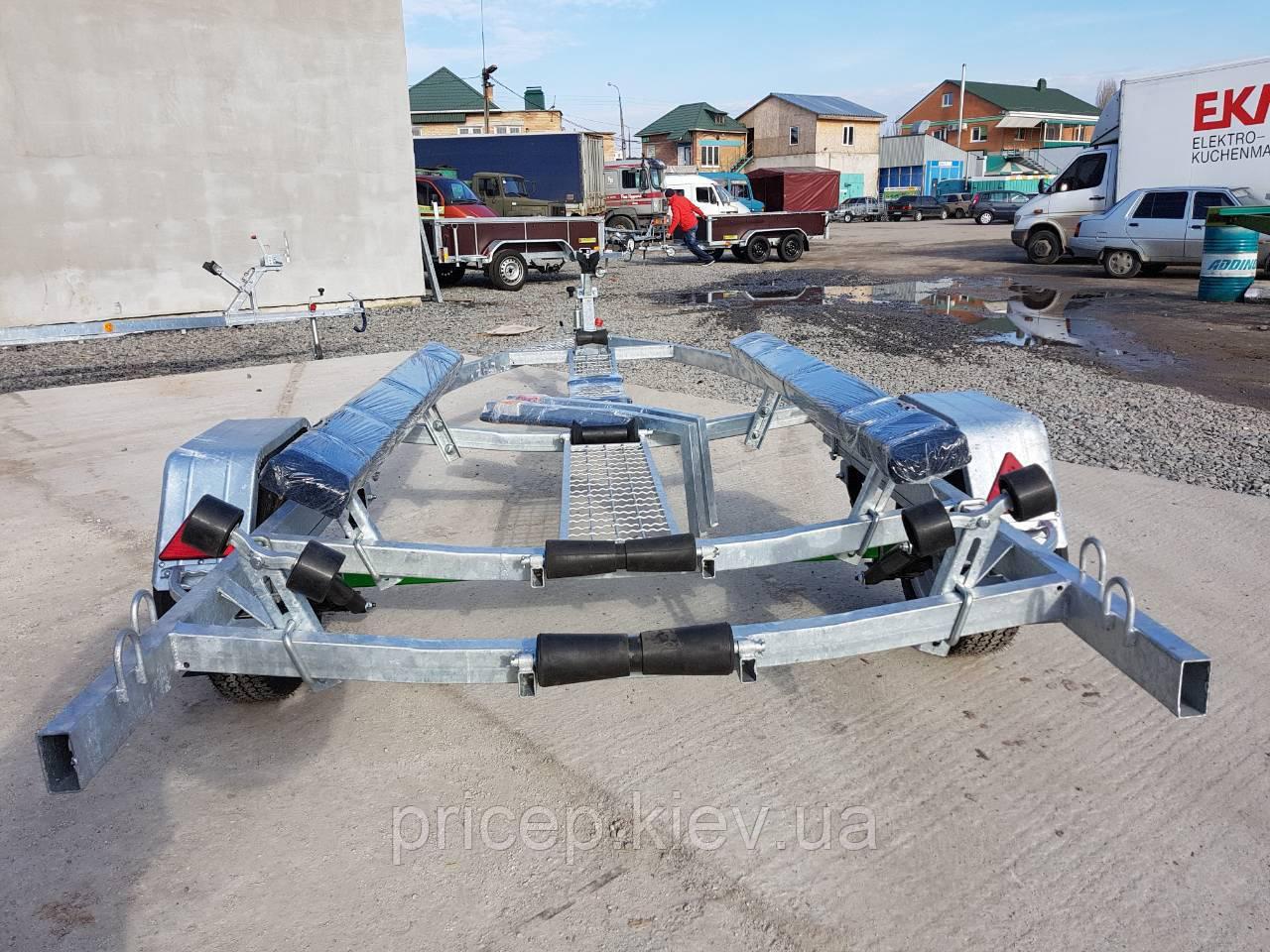 прицеп для лодки pricep.kiev.ua