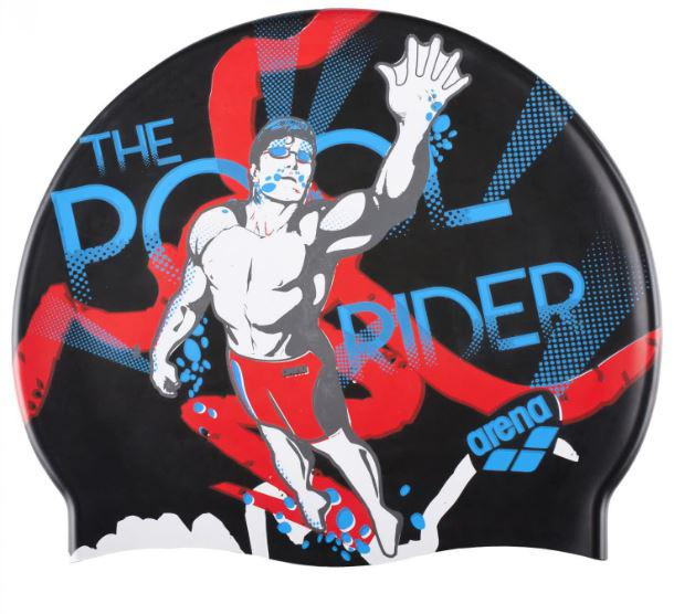 Шапочка для плавания Arena POOLISH 91830-67
