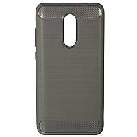 ✓Накладка для смартфона защитная Redmi Note 4/Note 4X Grey от сколов царапин и потертостей экрана
