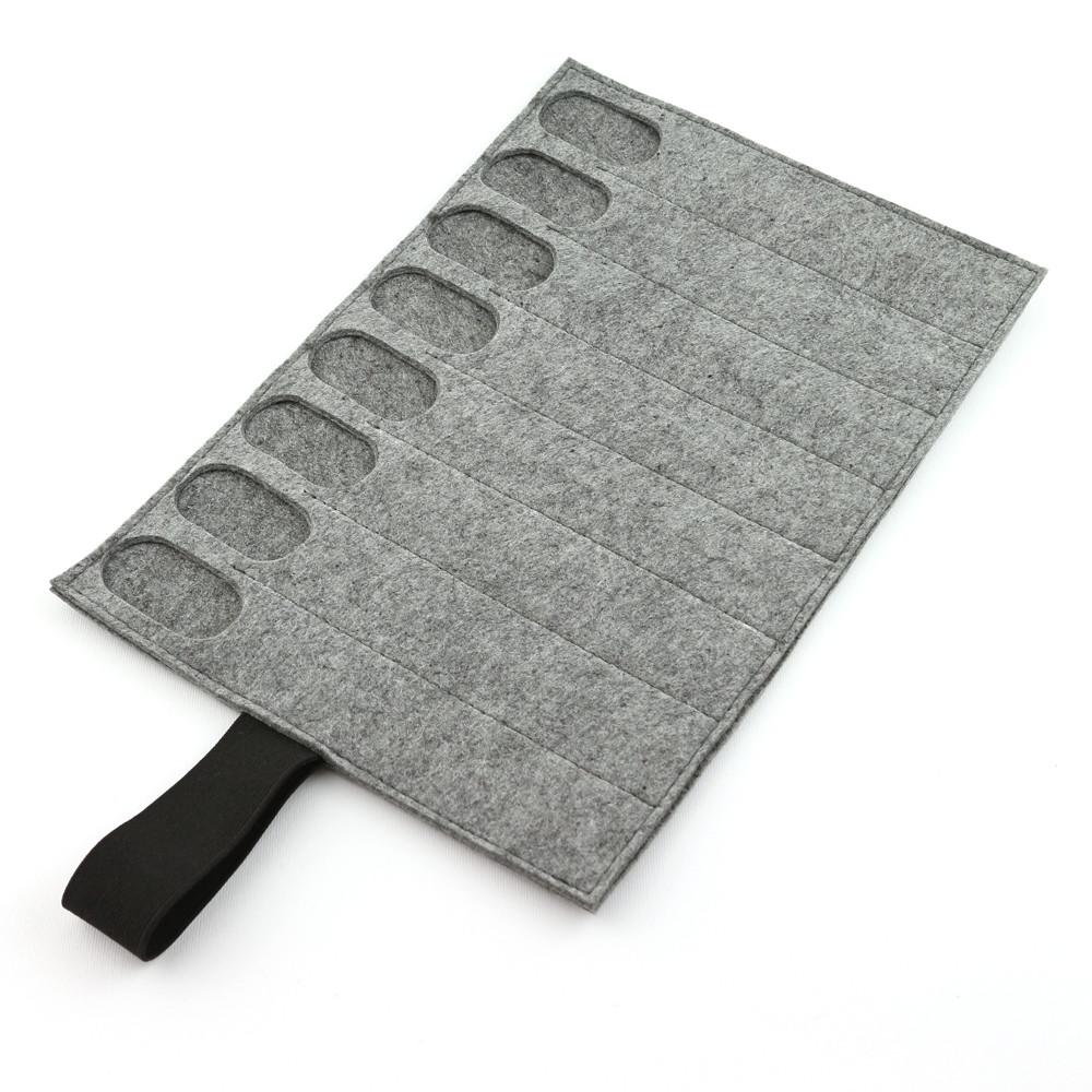 Чехол для карандашей Digital Wool (Classic) серый