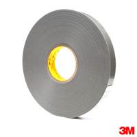 Двусторонняя клейкая лента 3M VHB 4957 F (19 мм х 33 м х 1.67 мм.) Низкотемпературная.