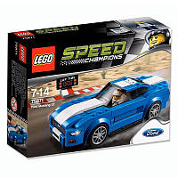 Конструктор LEGO Speed Champions 75871 Ford Mustang GT , фото 1