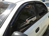 Ветровики, дефлекторы окон  Daewoo Lanos 1997- (Hic), фото 1