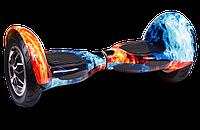 Гироборд Smart Balance U8 Tao Tao APP 10 дюймов Fire and Ice (Огонь и Лёд)