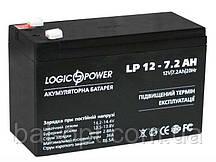 Акк. свинц. Logicpower 12V - 7,2 Ah LP 1270 150х65х95