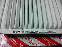 Фильтр воздушный (оригинал) на Toyota Rav4, Auris, Corolla, Avensis