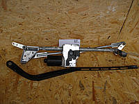 96525068 Механизм стеклоочитителя, трапеция с мотором Peugeot 307 (2004-2008) 5465B, фото 1