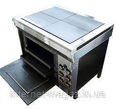 Плита электрическая промышленная для профессиональной кухни ЭПК, ЭПК-Ш