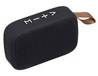 Радиоприемник колонка с Bluetooth G2 черная