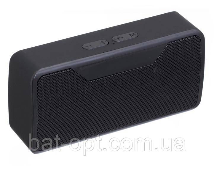 Радиоприемник колонка с Bluetooth H-833 черная