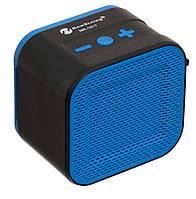 Радиоприемник колонка с Bluetooth NR-1017 синий