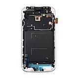 Дисплей сенсор тачскрин LCD екран модуль Samsung Galaxy S4 i9500 + подарки! , фото 6