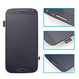 Дисплей сенсор тачскрин LCD екран модуль Samsung Galaxy S4 i9500 + подарки! , фото 4