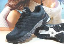Кросівки жіночі BaaS Marathon чорні 36 р.