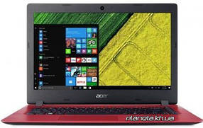 "Ноутбук Acer Aspire 3 A315-31 15.6"" (1366x768) TN LED матовый / Intel Pentium N4200 (1.1 - 2.5 ГГц) / RAM 4 ГБ / HDD 500 ГБ / Intel HD Graphics 505 /"