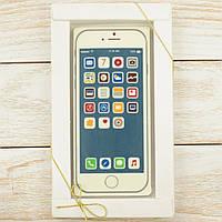"Шоколадная открытка "" iPhone 7s PLUS "" классическое сырье. Размер: 180х120х5мм, вес 90г, фото 1"
