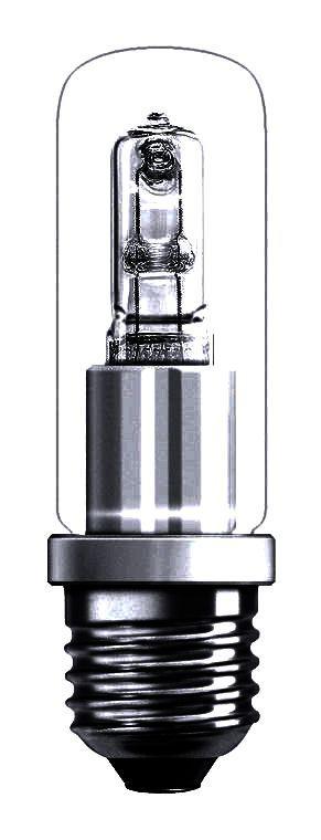 Лампа галогенная 220v - 150w OSRAM Ceram 64402 СL E27