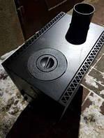 Печь варочная-топочная (Буржуйка) 500х320х610