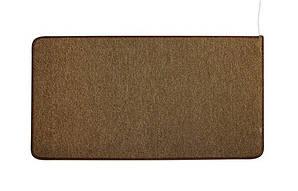 Коврики с подогревом UNI COLOR цвет коричневый мощьность 22 Вт , 530х230 (мм)
