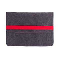 Чехол для ноутбука Digital Wool Case 13 с красной резинкой