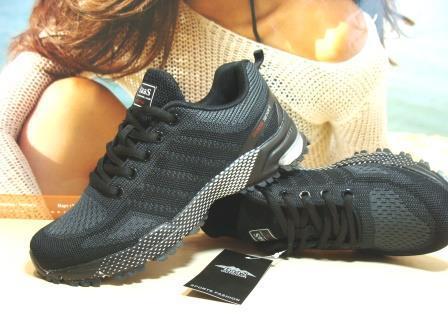 Кроссовки BaaS Marathon черные 41 р., фото 1