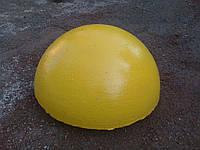 Полусфера бетонная 410х225 (цветная)