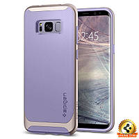 Чехол Spigen для Samsung S8 Neo Hybrid, Violet, фото 1