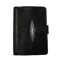 Портмоне, кошелек, кошелек мужской, кошелек из кожи ската, Classic Ckat, мужское портмоне, бумажник