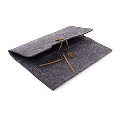 Чехол для ноутбука Digital Wool Case 13 на шнурке