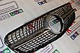 Решетка радиатора Diamond Mercedes-Benz GLC, фото 6