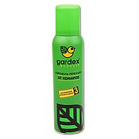 Аэрозоль-репеллент от комаров Gardex Classic 125мл