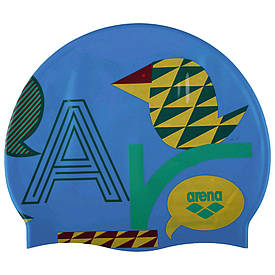 Шапочка для плавания детская Arena Print 94171-39