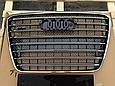 Решетка радиатора D-4 W12 (с Night Vision) на Audi A8 2011-2014, фото 5