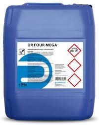 Сильнощелочное пенное моющее средство для мойки термокамер DR FOUR MEGA