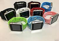 Розумні наручние годинник a1 стиль Apple чорний, фото 1