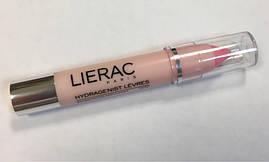 Бальзам для губ с розовым блеском Lierac Hydragenist Lèvres Baume Nutri-Repulpant Effet Gloss Rose