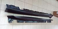 Боковые пороги BMW 5-series F10 (стиль M5)