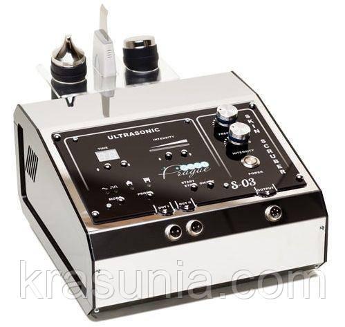 Аппарат 2 в 1 ультразвуковой терапии S-03