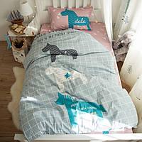 Комплект постельного белья полуторный для ребенка