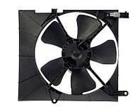 Вентилятор радиатора охлаждения (в сборе) Chevrolet Aveo T250