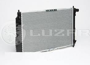 Радиатор охлаждения Авео LRc CHAv05125  (L=600) (алюм-паяный) (LRc CHAv05125) ЛУЗАР 96816483 96536669