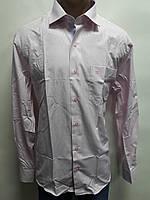 Мужская рубашка классическая оптом со склада