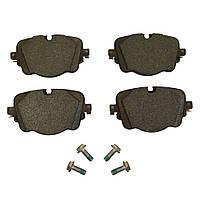 Колодки тормозные задние | Bentley Bentayga 4M0698451C