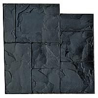 """Штамп полиуретановый """"Тёсаный камень №2"""" 580*580*15мм"""