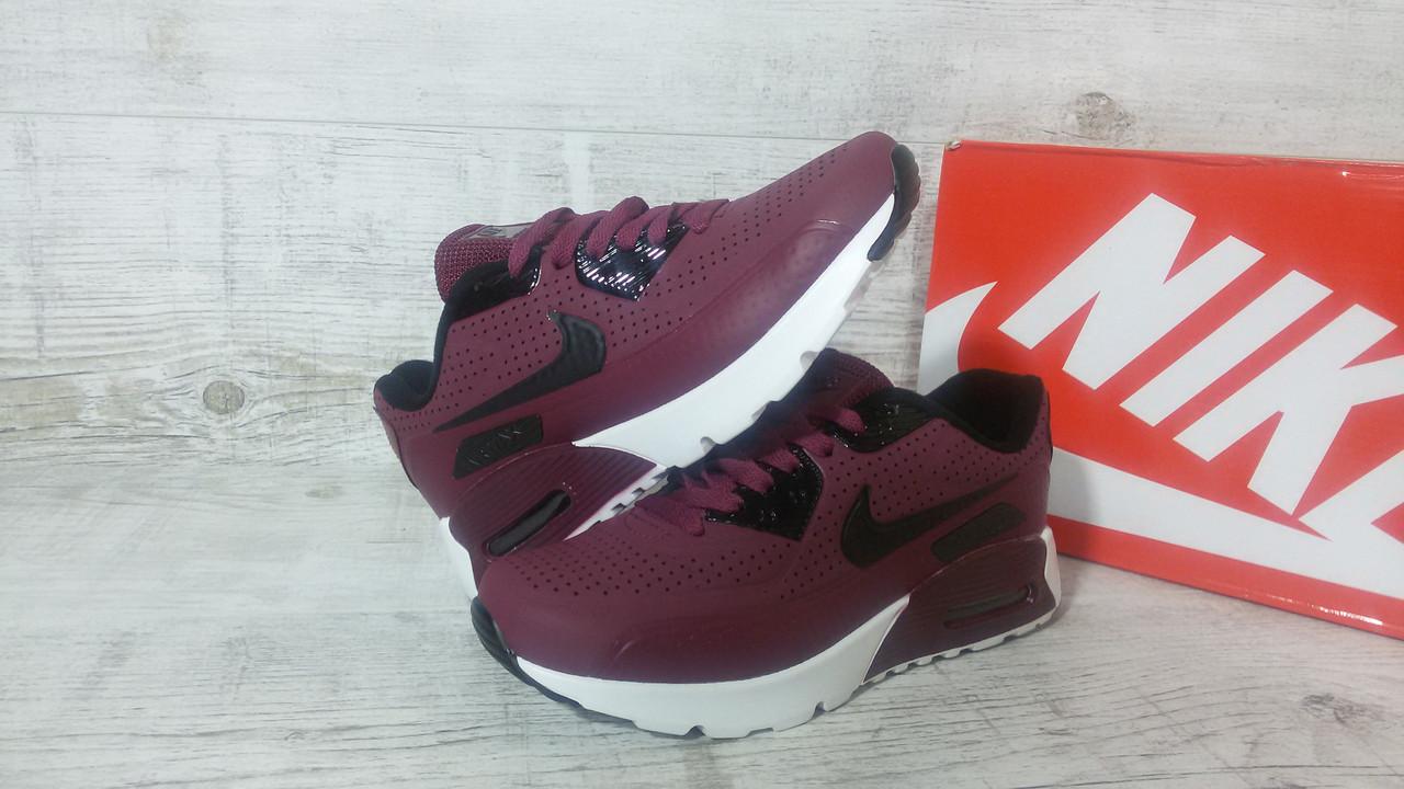 closer at wholesale arriving Кроссовки Nike Air Max1 Ultra Moire бордовые: продажа, цена в Хмельницком.  кроссовки, кеды повседневные от