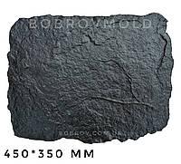"""Штамп полиуретановый из серии """"Скала"""" (средний, с трещиной), фото 1"""