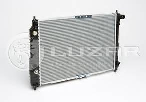 Радиатор охлаждения Авео автомат LRc CHAv05226  (L=600) (алюм-паяный) (LRc CHAv05226) ЛУЗАР