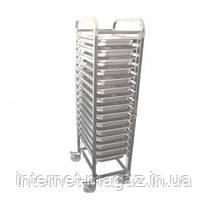 Столы и стеллажи, ванны моечные Эфес, фото 3