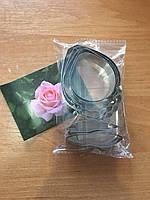 Вырубка Роза металл большая