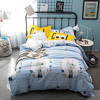 Комплект постельного белья двуспальный-евро Berni
